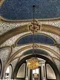 Image for Marshall Fields Company Building Tiffany Mosaic - Chicago, IL