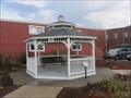Image for Gazebo Dedicated to First Responders and Volunteers-Utica, Illinois