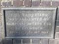 Image for Bandstand Queen's Park - Dresden, Nr Longton, Stoke-on-Trent, Staffordshire, England, UK.