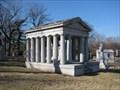 Image for Peter A. O'Neil Mausoleum - Calvary Cemetery - St. Louis, Missouri