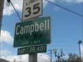 Image for Campbell, CA - Pop: 38,401