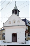 Image for Kaplicka Sv. Floriana / Chapel of St. Florian - Ostrava-Proskovice (North Moravia)