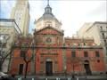 Image for Iglesia de las Calatravas - Madrid, Spain