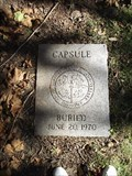 Image for Amity Township Time Capsule  -  Douglassville, PA