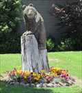 Image for Bear Carving - Danville, CA