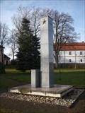 Image for Pomník osvobození - Krasensko, Czech Republic