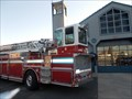 Image for Ladder truck T-24  - Rocklin F D CA