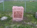 Image for Santa Fe Trail Marker - Lexington