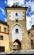Image for Knežská brána / Priestly Gate - Žatec (North-West Bohemia)