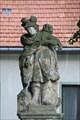 Image for Socha svatý Florián - Švábenice, Czech Republic
