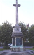 Image for Gloucester War Memorial Cross