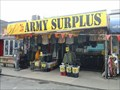 Image for AAA Army Surplus - Toronto, Canada