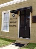 Image for (Former) LaFayette Lodge #34 - La Grange, TX
