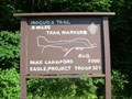 Image for Mike Crawford, Troop 321, Iroquois Trail  Sign