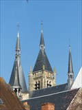 Image for Clocher de l'Eglise St Germain l'Auxerrois, Dourdan, Essonne, France