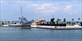 Image for Submarine USS Cavalla (SS-244) and Destroyer Escort USS Stewart (DE-238) - Galveston, TX