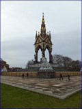 Image for Albert Memorial - Kensington Gardens, London, UK