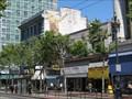 Image for Market St Man Graffiti - San Francisco, CA