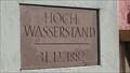 Image for Hochwassermarke in Neuburg am Rhein