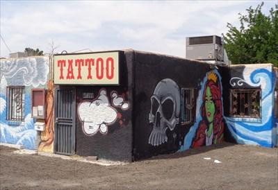 Independent ink tattoo albuquerque new mexico usa for Tattoo shop albuquerque nm