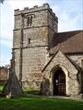 Image for St Johns' - Medieval Church - Spetisbury, Dorset, UK.