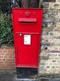 Image for Victorian Wall Post Box - Cheyne Walk - Chelsea - London - UK