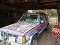 Image for Tinkertown Museum Art Car - Sandia Park, New Mexico
