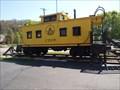 Image for B&O caboose #C2019 - Wheeling, WV