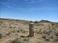 Image for Old Colorado - New Mexico - Oklahoma Tri-Point Stone
