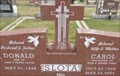 Image for Donald and Carol Slota - Pine Ridge Cemetery, Birds Hill Park MB Canada