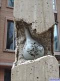 Image for Broken Pillar #12 - St Helen's Churchyard, Great St Helens, London, UK