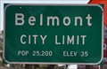 Image for Belmont, California