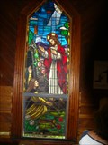 Image for St. Mary's Episcopal Church Window, West Jefferson, NC.