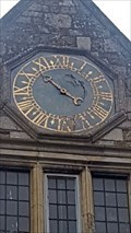 Image for School Clock - Clipston Endowed Primary School - Clipston, Northamptonshire