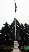 Image for Avenue of Flags - VA Hospital - Roseburg, OR