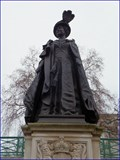 Image for Queen Elizabeth the Queen Mother - The Mall, London, UK