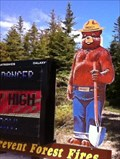 Image for Smokey The Bear - St. Ignace, MI