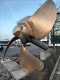 Image for Geborgen scheepsschroef 'Tricolor' - Rotterdam, NL