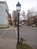 Image for Last Kingston Gas Lamp - Kingston, Ontario