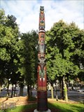 Image for John T. Williams Honor Totem Pole