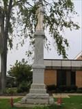 Image for Hart County Confederate Memorial - Hartwell, GA