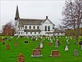 Image for St. Alexis Church & Acadian Bell - Rollo Bay, PEI