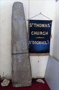 Image for Sagranus Stone - Church of St Thomas - St Dogmaels, Pembrokeshire, Wales.