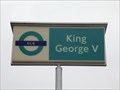 Image for King George V DLR Station - Brixham Street, London, UK