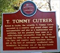 Image for T. Tommy Cutrer - Mississippi Country Music Trail - Osyka, Mississippi