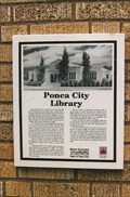 Image for Ponca City Library - Ponca City, OK