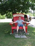 Image for Giant Muskoka Chair