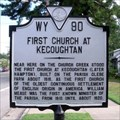 Image for First Church at Kecoughtan