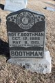 Image for Roy F. Boothman - Rose Hill Cemetery - Bells, TX