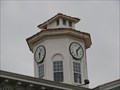 Image for Johnson County Courthouse Clock - Vienna, Illinois